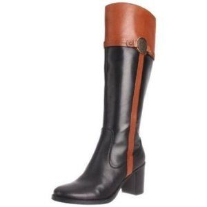 Etienne Aigner Leather Wally Boot size 6.5